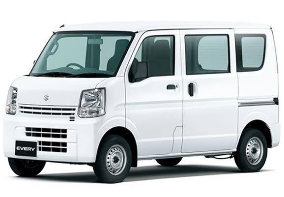 Suzuki Every - Wings Travel International